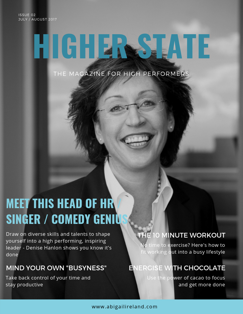 Higher State Magazine JULY 2017