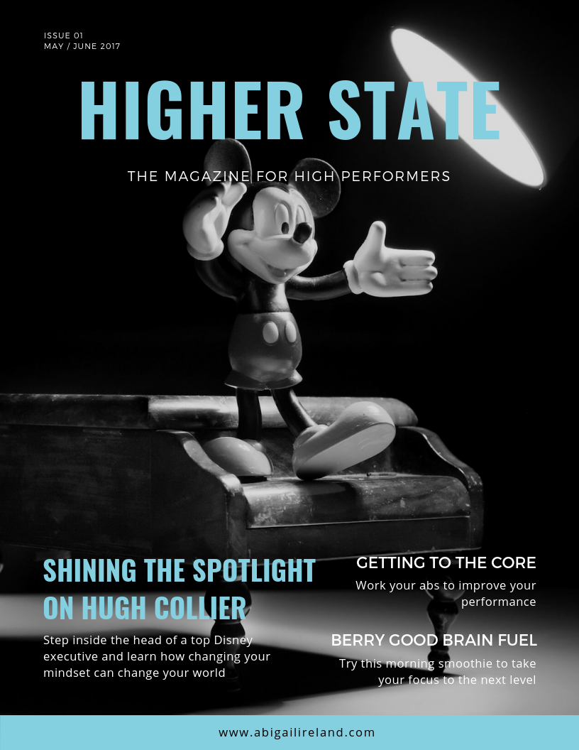 Higher State Magazine MAY 2017