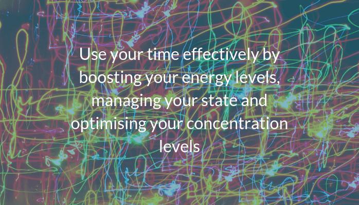 Stay Energised
